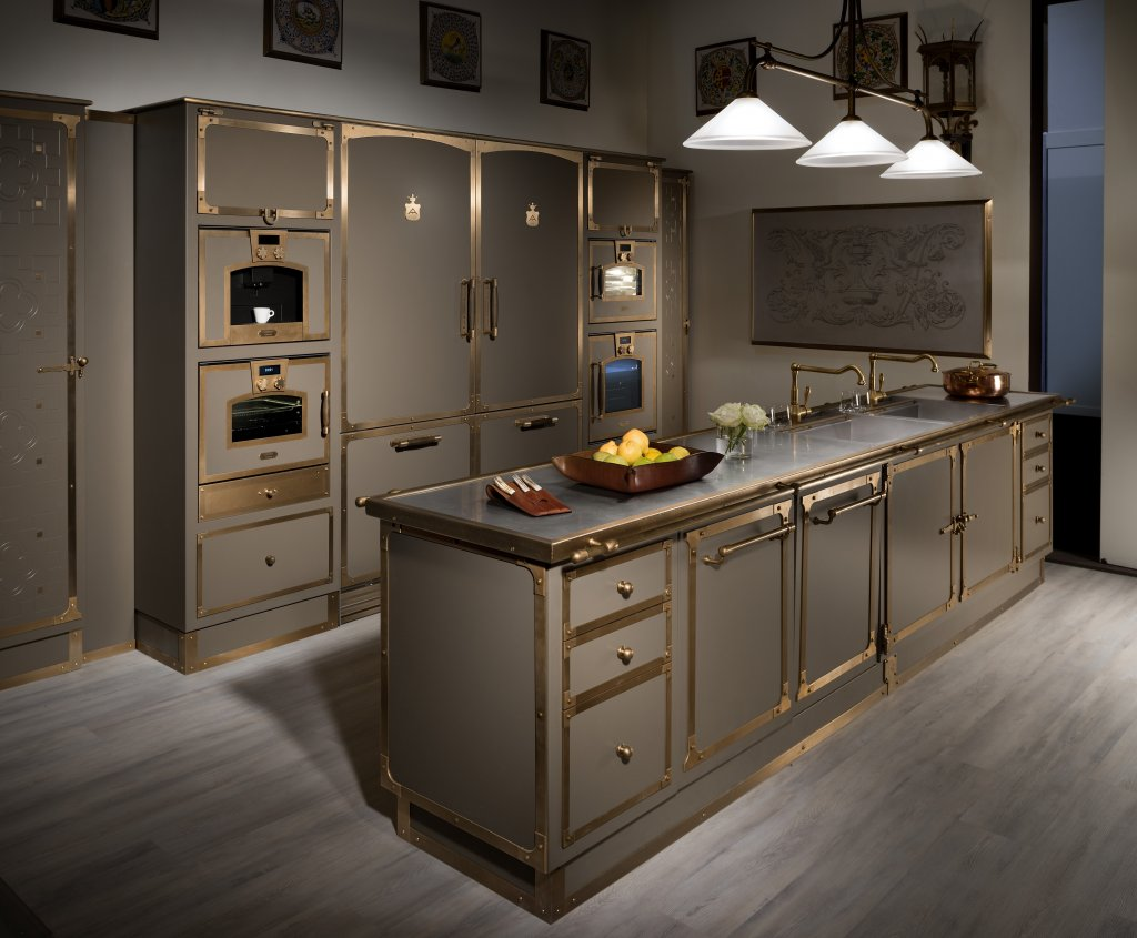 Officine gullo gray beige touch mfm music fashion must - Cucine gullo prezzi ...