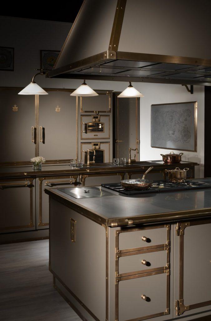 Cucine Officine Gullo : Officine gullo la cucina tra innovazione e tradizione