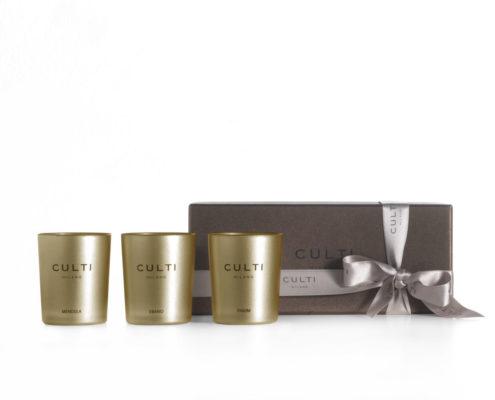 CULTI MILANO gift set